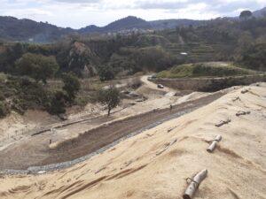 Lavori di bonifica dei siti definiti ad alto rischio nella regione Calabria – lotto n° 6 sito di Davoli