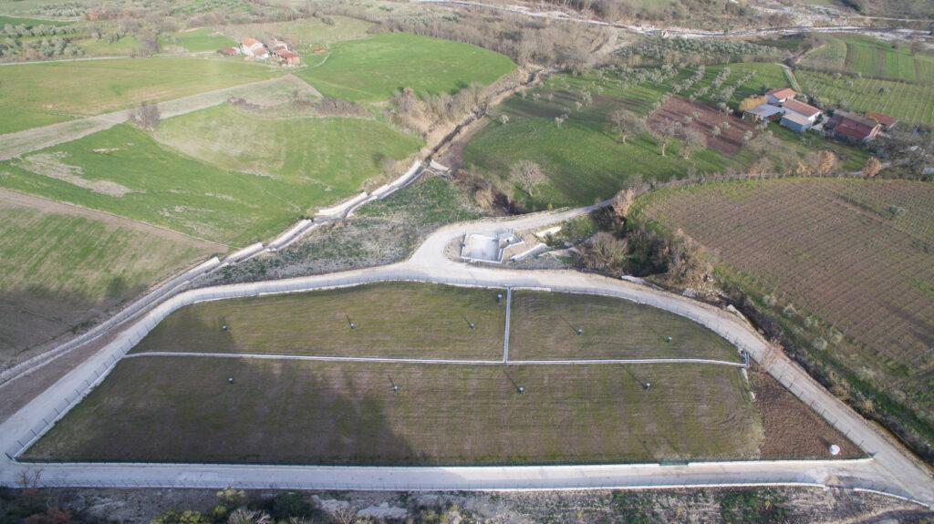 """Bonifica e messa in sicurezza permanente del sito ex discarica comunale alla località """"Capitorto"""" del comune di Casalduni (BN)"""